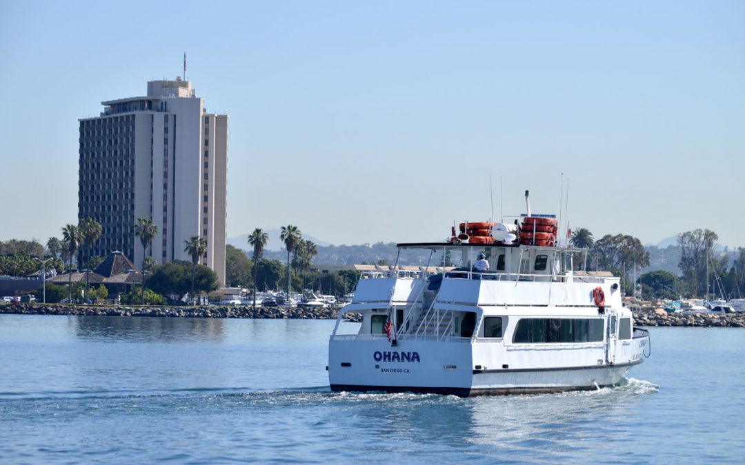 5 Reasons to Take a San Diego Boat Tour