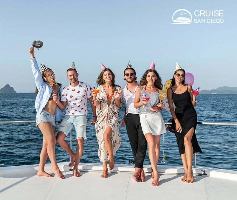 7 Holiday Parties to Host on a Boat | Cruise SD